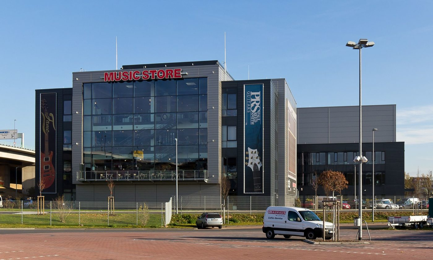 Music Store Köln